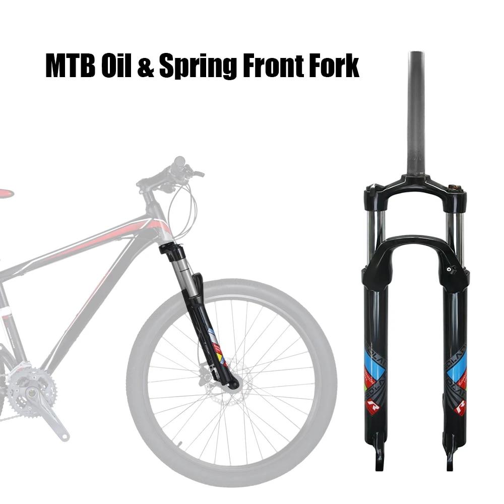 oil fork for mtb bike to disc brake size 26/'/'//27.5/'/'