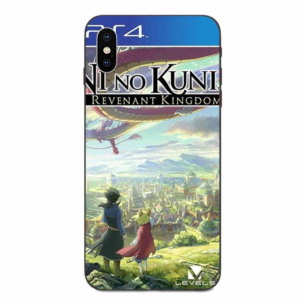 Nuevo juego genial Ni No Kuni Ii cartel de nuevo estilo único para Apple iPhone 4 4S 5 5S SE 6 6S 7 8 Plus X XS X Max XR
