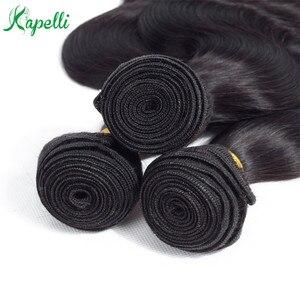1/3/4 шт индийские волнистые волосы пучки натуральный цвет 100% человеческие волосы для наращивания 8 до 30 дюймов пучки не-Реми волосы ткачество
