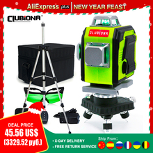 Laser-Level Beam-Horizontal Clubiona-Line Remote-Control Cross Vertical Green Battey