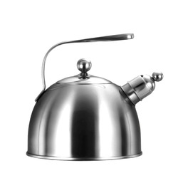 Kettle Stainless Steel Thick gas Bottle Multi-Function Whistle Outdoor Kitchen Kettle 2.3l