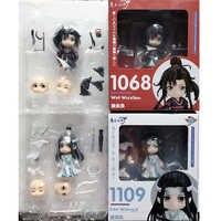 Nendoroid Mo Dao Zu Shi Wei WuXian 1068 Großmeister von Dämonische Anbau Lan Wangji 1109 Action Figure Spielzeug Geschenke