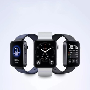 Image 4 - מקורי שיאו mi חכם mi שעון GPS NFC WIFI ESIM טלפון שיחת צמיד אנדרואיד שעוני יד ספורט Bluetooth קצב לב צג