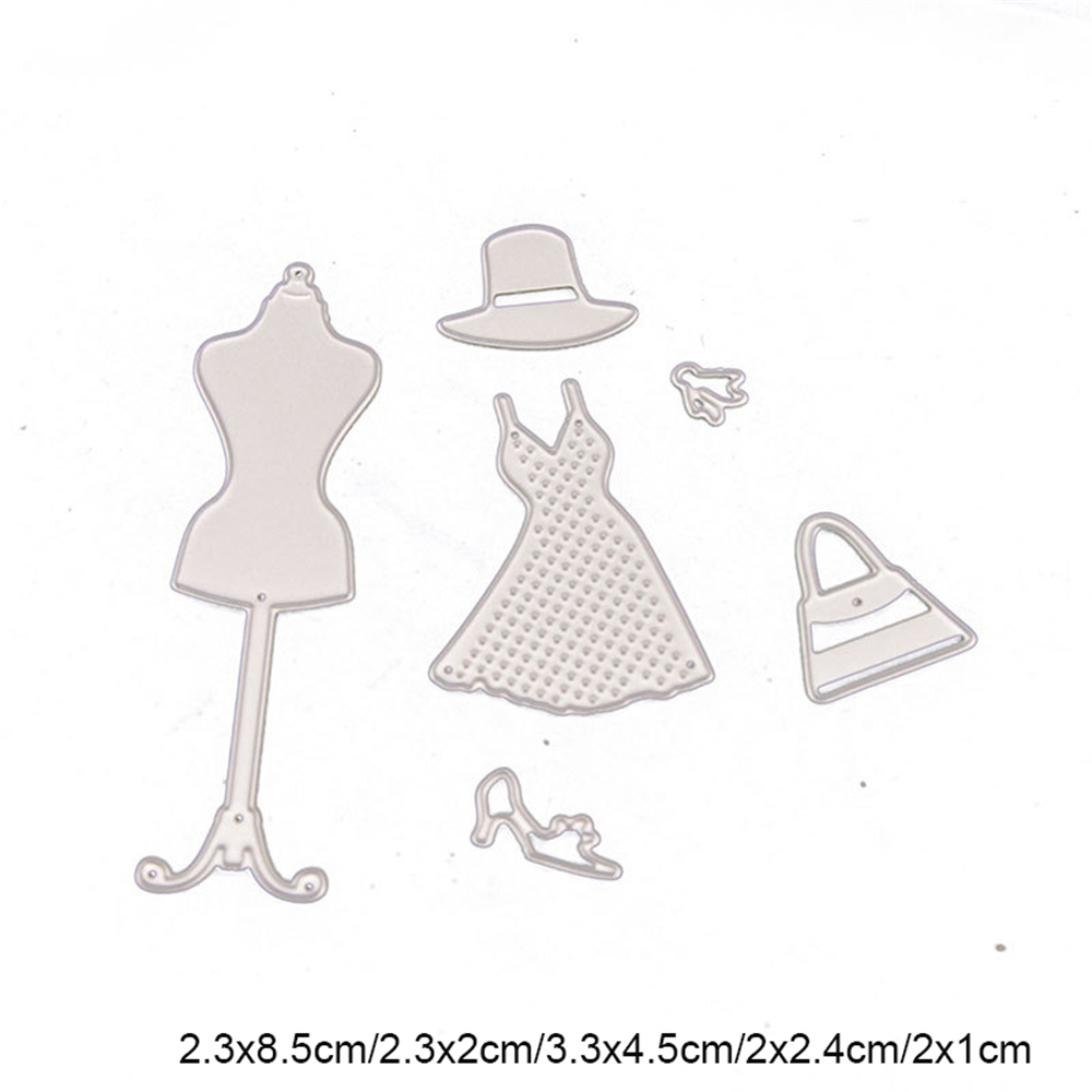 Sunhat Metal Cutting Dies Stencil for DIY Scrapbooking Paper Cards EmbossinMAEK