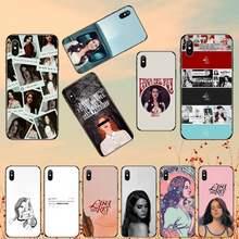 Custodia per telefono Lana Del Rey (for Life per iPhone 11 12 pro MINI XS MAX 8 7 6 6S Plus X 5s SE 2020 XR
