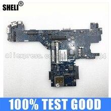 Motherboard Ddr3 I7-2640M Intel Inspiron Dell SHELI for E6320 Intel/La-6611p/Cn-0yn6mh/..