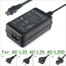 AC Power Adapter Ladegerät Für Sony DCR SR68 DCR SR70 DCR SR72 DCR SR100 DCR SR190 DCR SR200 DCR SR210