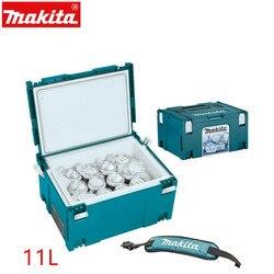Makita MAKPAC Freddo Connettore Scatola di Cassa di Attrezzo Systainer 198254-2 Tipo di 3 11 Litri + Cinghia