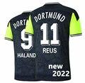 Top Qualität neue mann hemd 2020-2021 DortmundES SANCHO REUS GEFAHR HAALAND HUMMELS HUMMELS 3RD Home away shirt