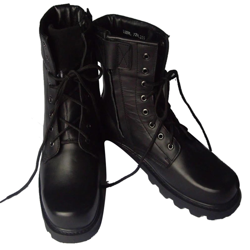 DA-089 Rubber Anti-Slip Firefighter Rescue Boots Protective Boots Anti-Puncture Fire Boots Labor Insurance Shoes