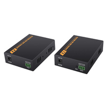 4K HDMI Optic Extender HDMI fiber transmitter and receivers 20KM Single mode LC  RS232 hdmi extender transceiver 20km adapter by sc fiber cable with ir signal mode fiber multi mode fiber n txs to n rxs free shipping