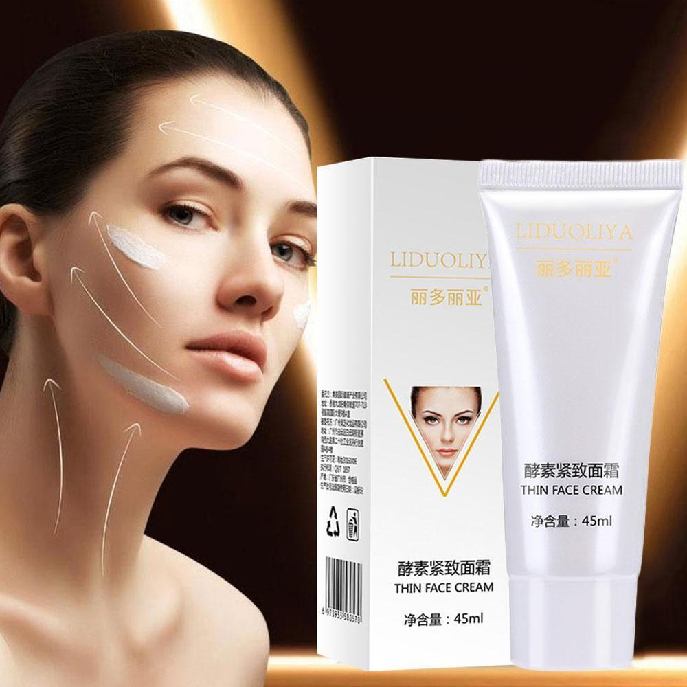 45ml Face Tightening Cream Loose Skin Tightening And Firming Anti Wrinkle Thin Face Cream Easy To Absorb Skin Care