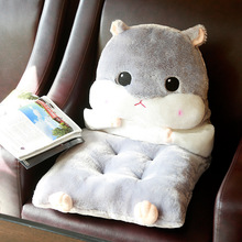 Cushion Seat-Pad Chair Cartoon for Home-Decor And Office Thicken Warm Sofa-Mat Pillow