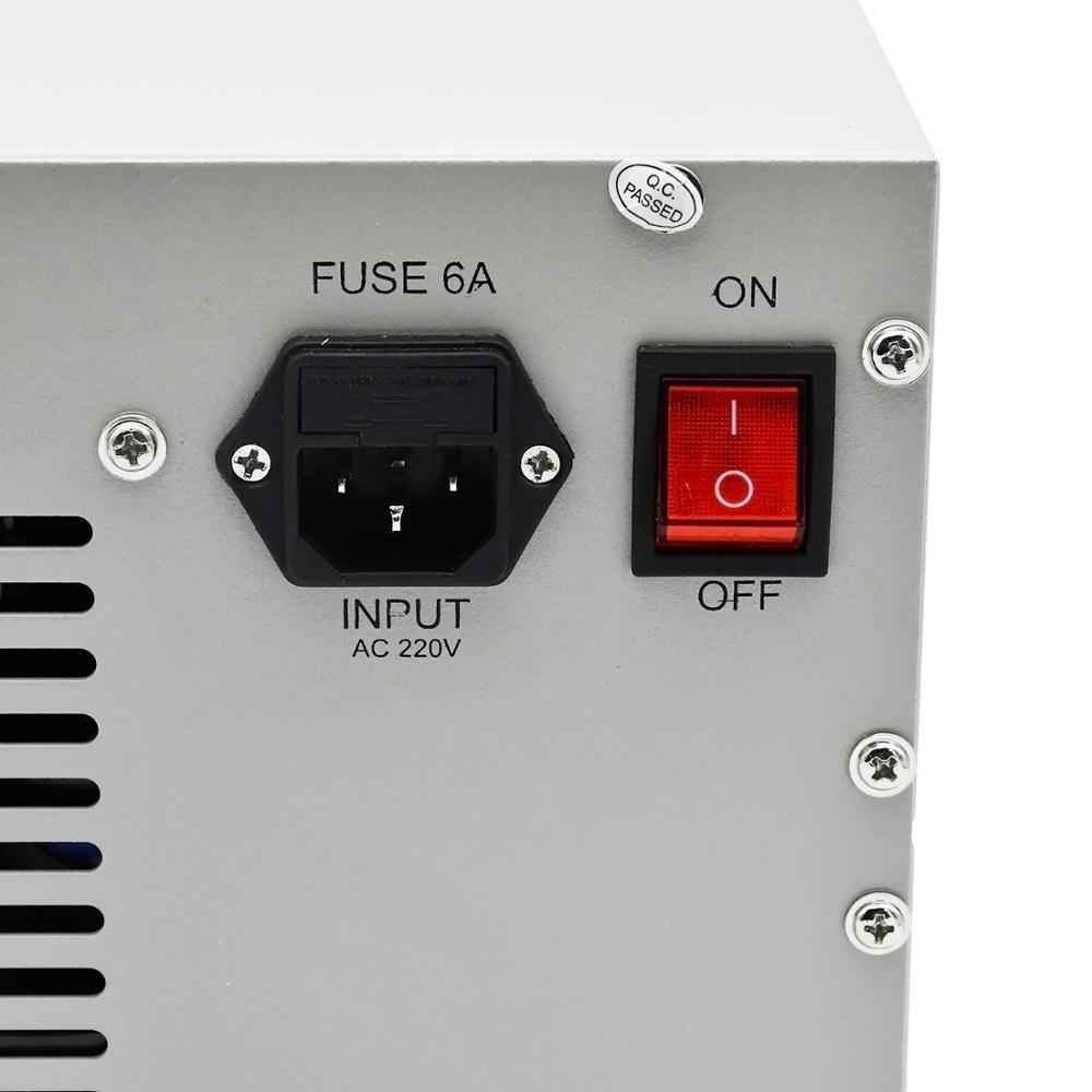 DC NAMAS 220V T-962 reflow orkaitės infraraudonųjų spindulių IC - Suvirinimo įranga - Nuotrauka 5