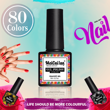MEICAILAN Nails Gel Nail Polish Nail Supplies For Professionals All For Manicure Semi-Permanent Varnish Varnish Hybrid Nail Art