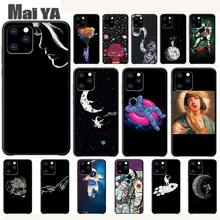 Maiya Back Funy Luxury Phone Case Coque For Iphone 5s Se 6 6s 7 8 Plus X Xs Max Xr 11 Pro Max Cases Fundas dynamic liquid avocado phone case for iphone xs max xr x coque back cover for iphone xs max xr x 6 7 8 plus 6s plus fundas
