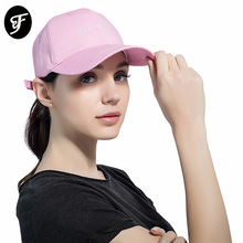 Letter Embroidered Sunhat Outdoor Sports Fashion Baseball Cap Spring and Summer Hat Female