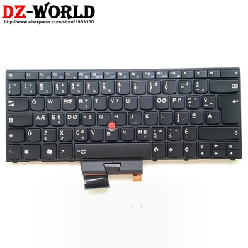 New CFA Canadian French Backlit Keyboard for Lenovo Thinkpad X1 Laptop Backlight Teclado 04W0981 image