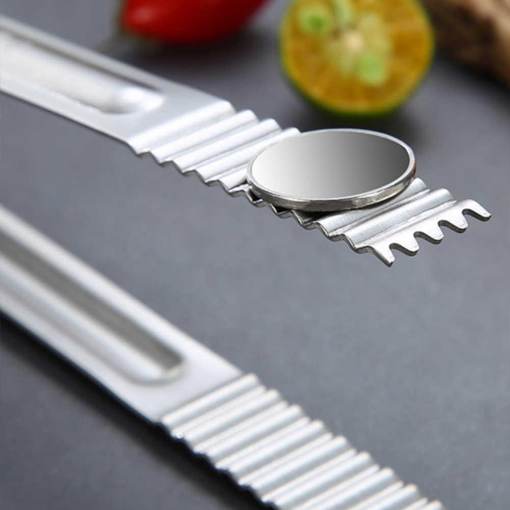 Portable Stainless Steel Dapur Barbekyu BBQ Daging Penjepit Salad Steak Makanan Klip Salad Daging Klip Anti Panas BBQ Prasmanan Penjepit