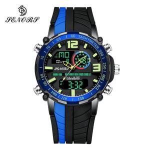 Image 5 - Senors Sports Watch Men Famous LED Digital Watches Male Clocks Mens Watch Relojes Deportivos Herren Uhren Reloj Homme