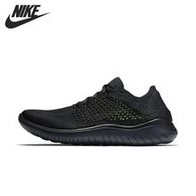 Original New Arrival NIKE FREE RN FLYKNIT 2018 Men's Running Shoes Sneakers