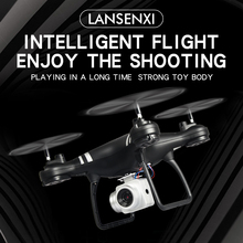 LF608 2.4Ghz RC Drone 1080P Wifi FPV HD Camera Altitude Hold One Key Return/Landing/ Take Off Headless RC Quadcopter Drone