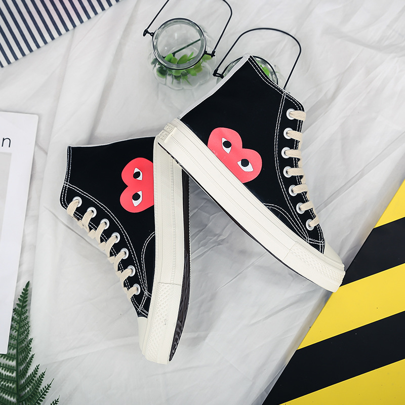 Women Sneakers 2019 Fashion Lace-up Black/white Women Shoes Solid Sewing Shallow Casual Canvas Shoes Women Tenis Feminino