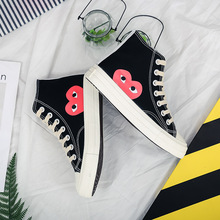 Women Sneakers 2019 Fashion Lace-up Black/white Women Shoes Solid Sewing Shallow
