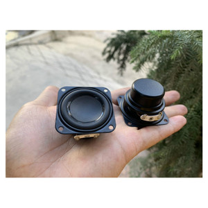 Sotamia 2 pçs 1.5 Polegada alto-falante de gama completa de neodímio 8 ohm 5w mini alto-falante de áudio diy alto-falante de som de cinema em casa