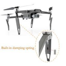 Heighten Landing Gear Built-in Damping Spring for DJI MAVIC 2 Drone Damping Heightened Landing Heighten 3-7CM Drone Accessories qr x350 pro z 24 high landing skid damping mat