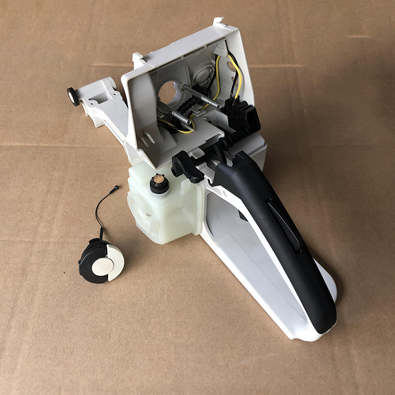 1pcs Fuel Tank With Cover Suitable For Stihl MS460 046 MS46 Chainsaw Replace Kit  High Quality 2019