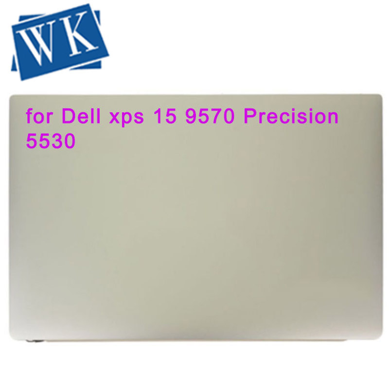 for Dell xps 15 <font><b>9570</b></font> Precision 5530 15.6 Touchscreen UHD 4K LCD Display Complete Assembly image