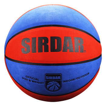 SIRDAR Basketball microfiber leather size 7 basketball ball high quality wholesale college games composite basketball for men