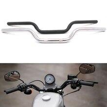 Moto 25 millimetri Manubrio per Harley XL883 1200 Moto Bar Modificato Scooter Classico Maniglia Bar Retro Volante