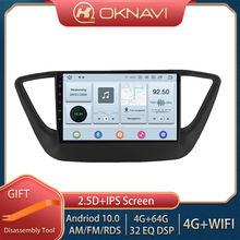 Oknavi новейший android 90 автомобильные аксессуары видео плеер
