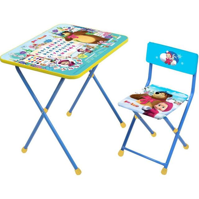 Children's study table home desk writing table and chair pupils desk and chair simple boys and girls rise and fall