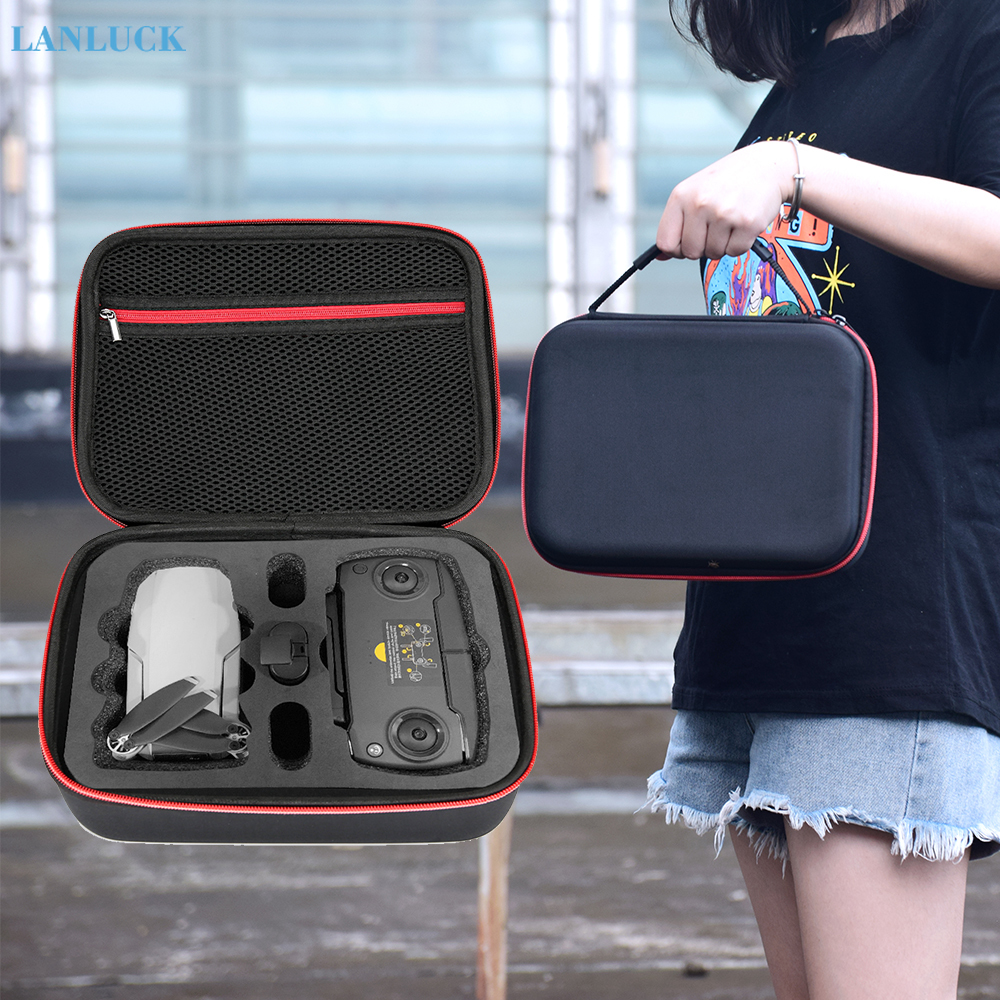 For DJI Mavic Mini Storage Bag Waterproof Hardshell Box Shoulder Bags For Mavic Mini Portable Package Carrying Case Accessory