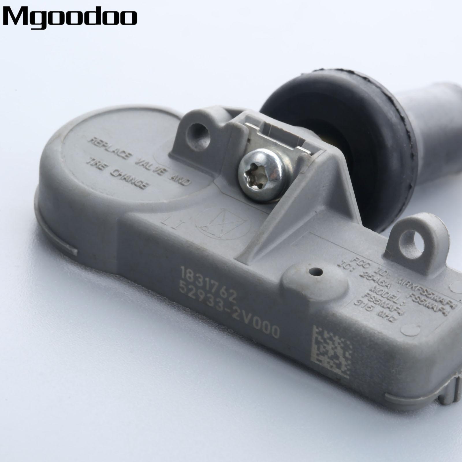 1Pc TPMS Fit For 2012-2016 Hyundai Veloster Tire Pressure Sensor 52933-2V000 US