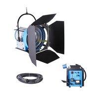 230V High speed 1000Hz PRO as M90 HMI Light + 6/9K Electronic Ballast +Flycase for Film Studio Light
