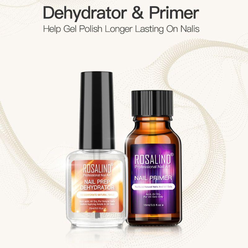 15ml Nail Prep Dehydrator Bond Dehydrate Primer Coat Balancing Dehydration Desiccant Nail Polish Manicure Accessories