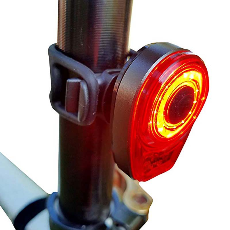 Multi Lighting Modes Bicycle Light USB Charge Led Bike Light Flash Tail Rear