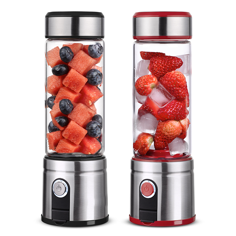 Juicer Blender Portable Electric Juicer Mini Home Automatic USB Charging Small Student  Juice Bottle Juice Machine 3
