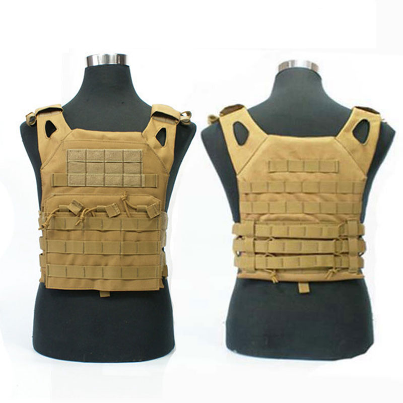 Military Tactical Vest Paintball Army Combat Paintball Equipment Vest Outdoor Sport CS Wargame Hunting Shooting Carrier Vest