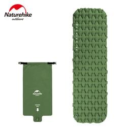 Naturehike Inflatable Mattress Ultralight Waterproof Compact Air Mat Single Sleeping Pad Travel Folding Bed Portable Camping Mat