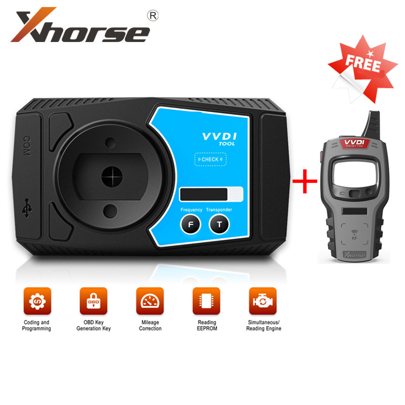 Xhorse VVDI For BMW V1.6.0 Diagnostic Coding And Programming Tool Buy VVDI For BMW Can Get A Free VVDI MINI Key Tool