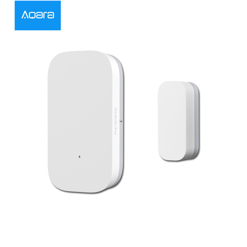 Original AQara Smart Window Door Sensor ZigBee Wireless Connection Multi-purpose Work With smart home Homekit app