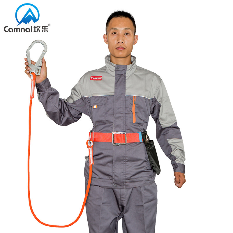 Kan Le Single Waist Single Hook Light Air Conditioner High Altitude Homework Safety Belt Outdoor Construction Electrician Yao Da