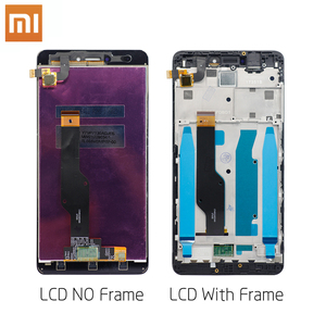 Image 2 - Xiao Mi LCD Touch Screen with Frame Original Display For Xiaomi Xiaomi Redmi Note 4 4X Snapdragon 625 Replacement LCDs Display