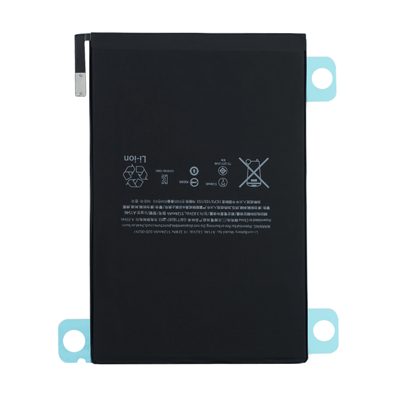 100% New High Quality Capacity 5124mAh A1546 Replacement Battery For IPad Mini 4 A1538 A1550 0 Cycly Battery Batteries +Tools
