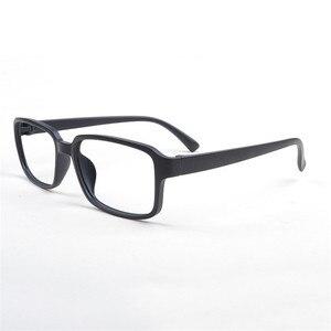 Image 2 - Cubojue 155 มม.ขนาดใหญ่กรอบแว่นตาผู้ชายผู้หญิง TR90 สีดำแว่นตาสำหรับกําหนดสายตาสั้น Diopter แว่นตาชาย